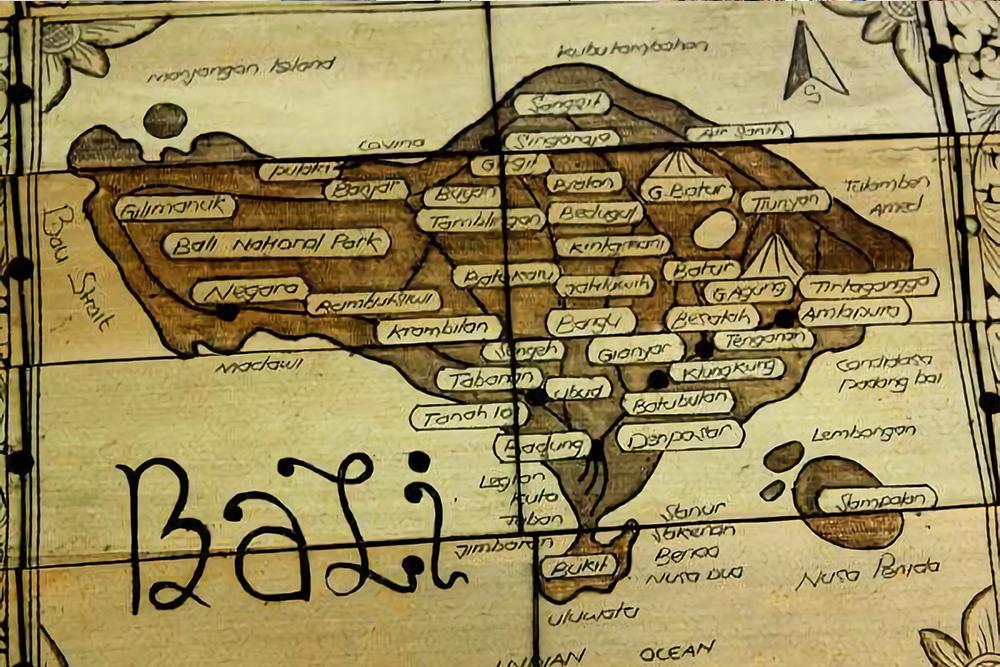 Sejarah Singkat Tentang Pulau Bali