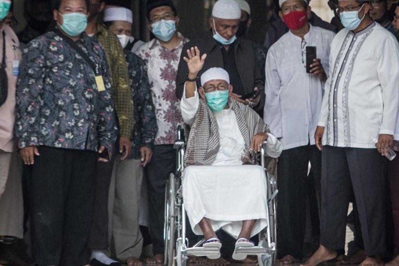 Bebasnya Abu Bakar Ba'asyir Membuat Cemas Korban Bom Bali Meski Mengaku Sudah Memaafkan