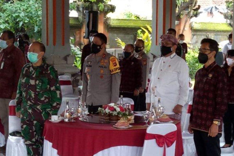 Kapolda Bali Ikuti Peringatan Hari Pers Nasional Tahun 2021, Berikan Saluran Informasi yang Sejuk
