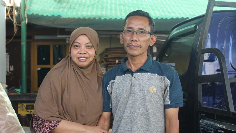 Berbekal Pengalaman, Kini Sukses dengan Bisnis Canopy di Bali