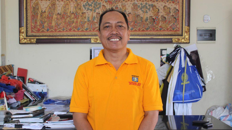 Tekun, Bekerja Keras, Serta Menjaga Kepercayaan dan Kualitas Produk Jadi Kunci Sukses Konveksi Sandang Jaya