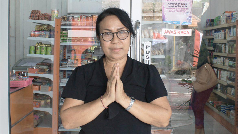 Berjiwa Besar dan Bekerja Keras, Kunci Sukses Jalankan Toko Nari's